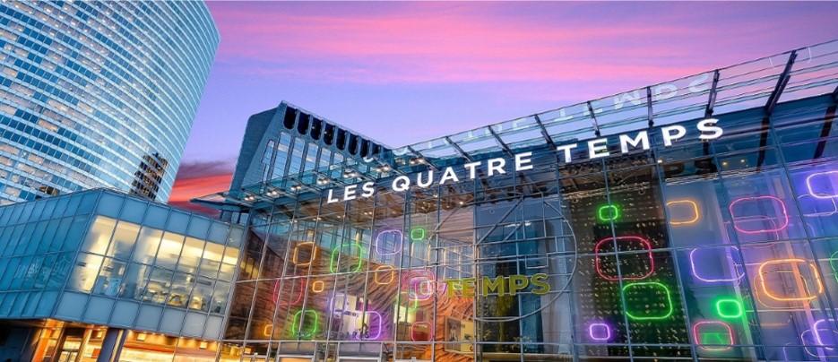 Centre commercial Les 4 Temps