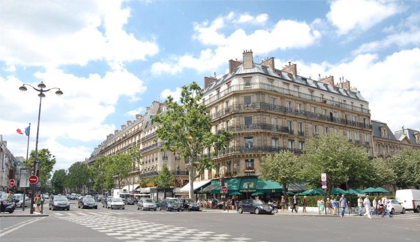 Boulevard Saint Germain