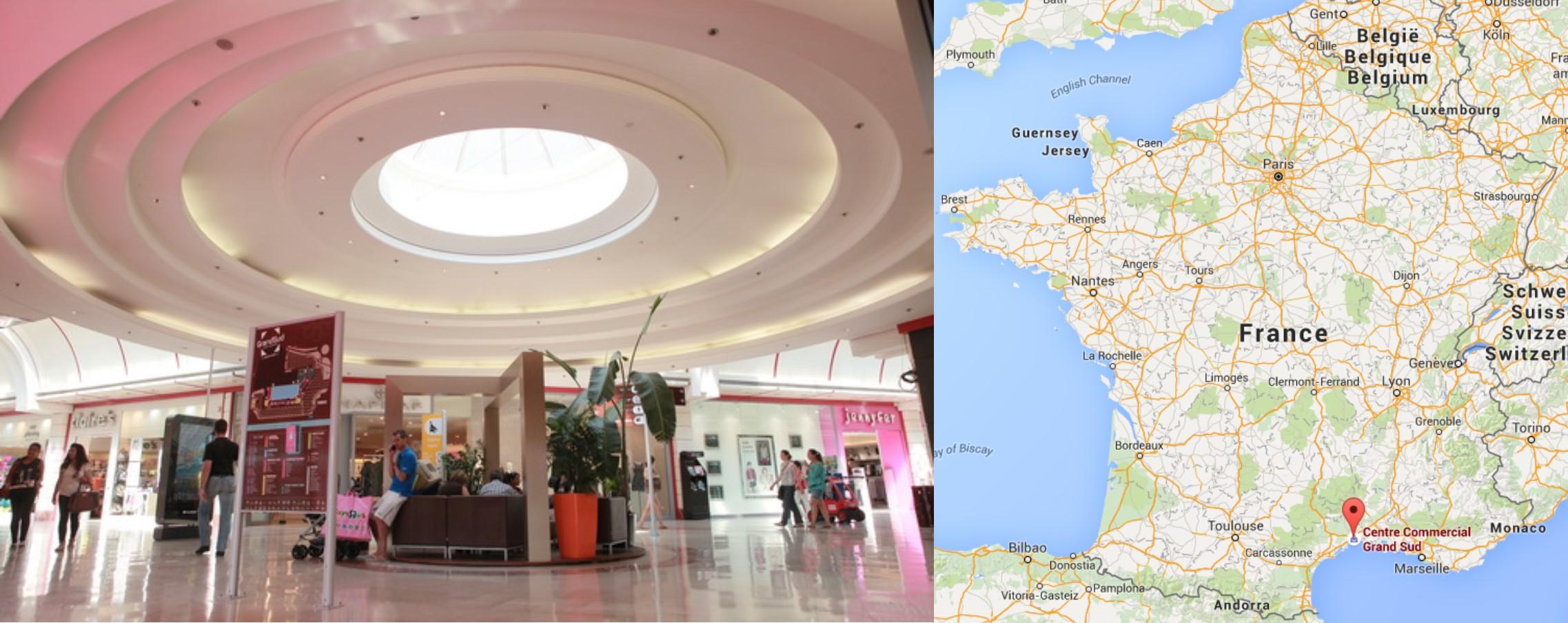 Centre commercial Grand Sud