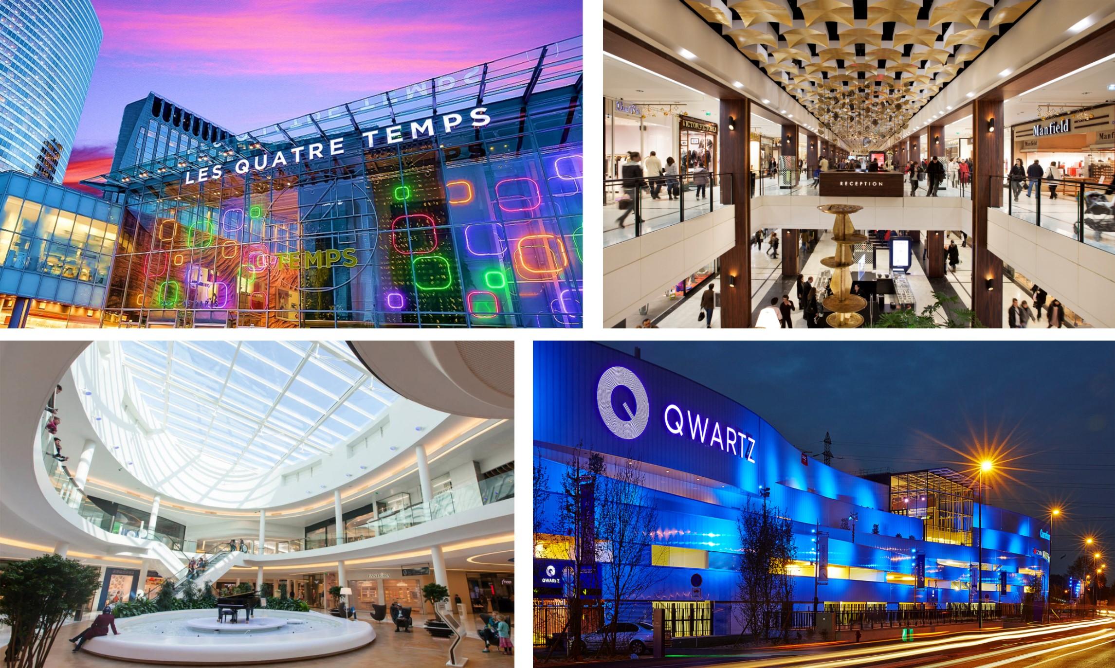 Centres commerciaux dont 2A Organisation prépare le Village de Noël